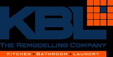 KBL Remodelling Company Logo