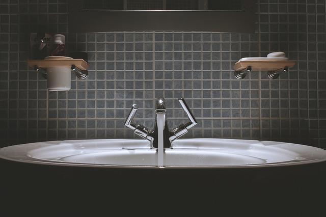 bathroom-tap water