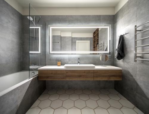 budget bathroom renovation makeover kbl remodeling