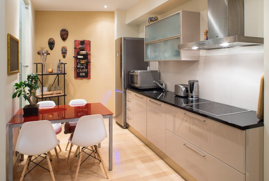 Apartment Sized Kitchen Renovation Tips To Style Your Home